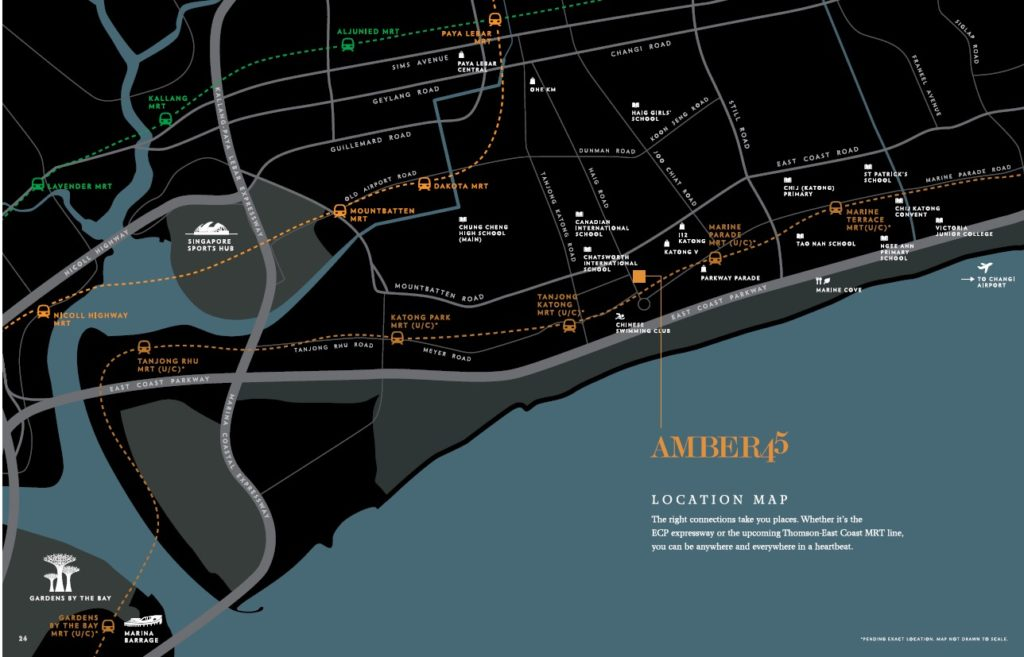 Amber 45 location