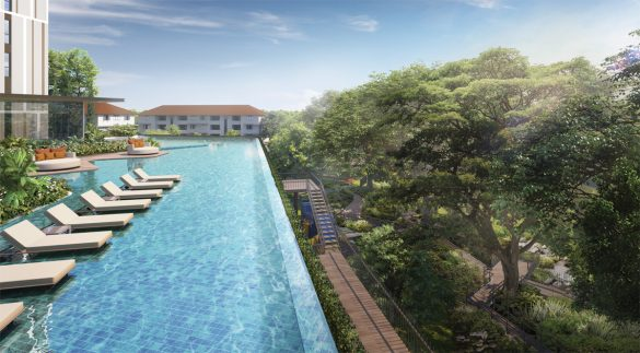 Avenue South Residence Infinity Pool