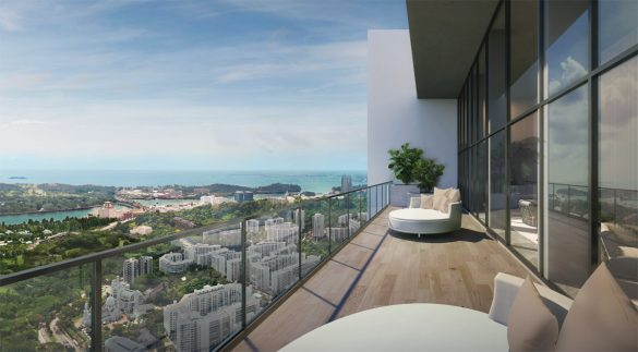 Avenue South Residence Unblock View